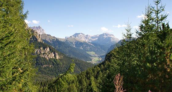 La Val di Fassa