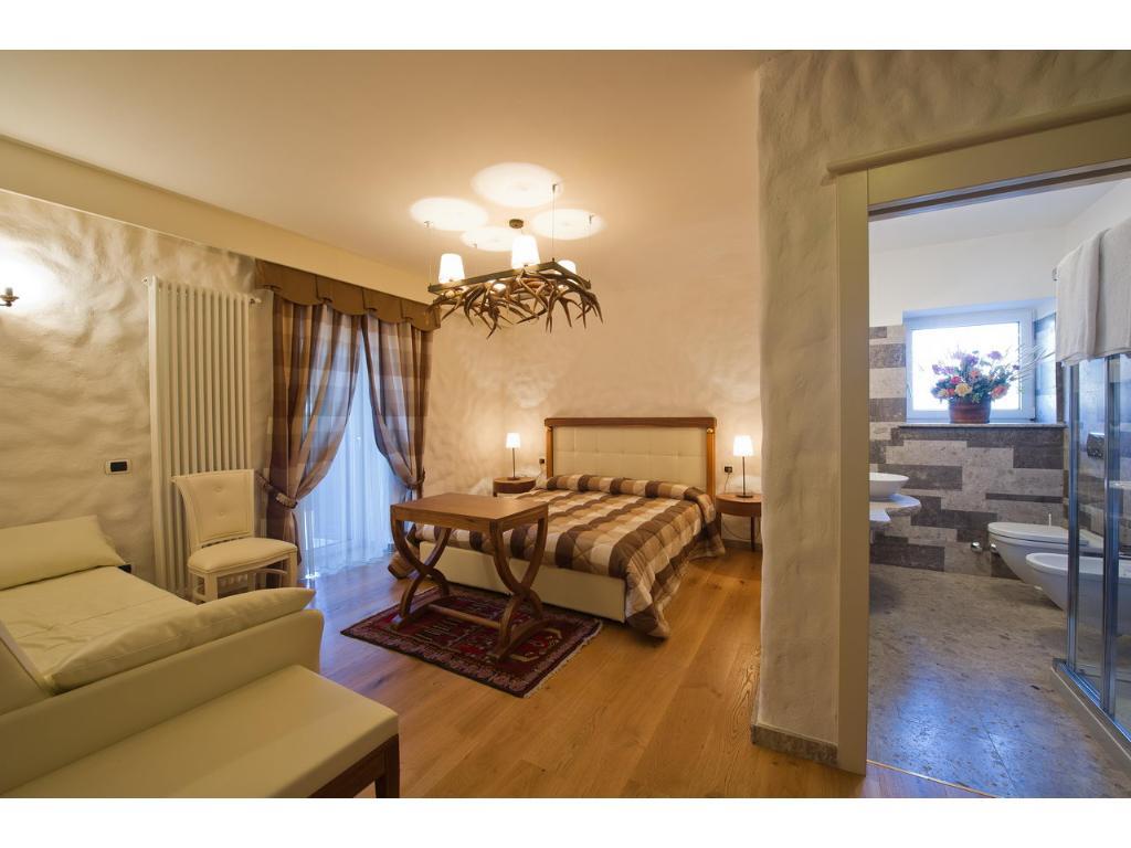 Hotel belvedere moena for Piccoli piani di costruzione dell hotel