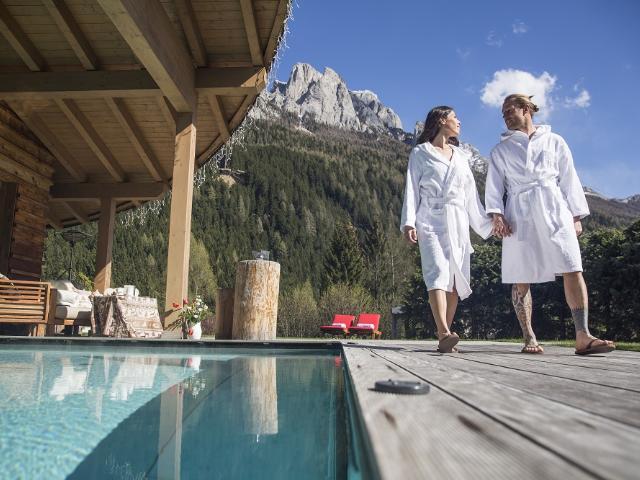 Hotel active hotel olympic vigo di fassa val di fassa - Piscina pozza di fassa ...