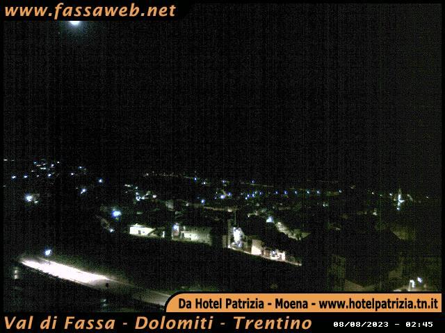 Webcam Pozza di Fassa - Val di Fassa - Dolomiti - Trentino